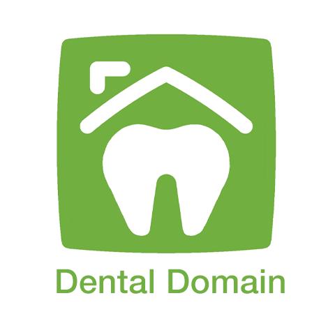 dental domain logo