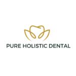 pure holistic dental logo