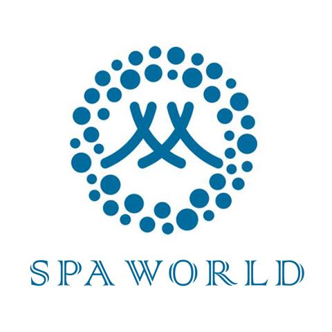 spa world logo