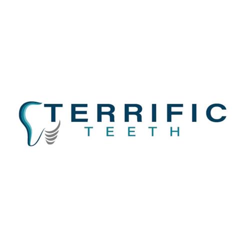 terrific teeth logo