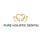 pure holistic dental logo