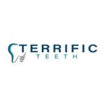 terrific teeth logo